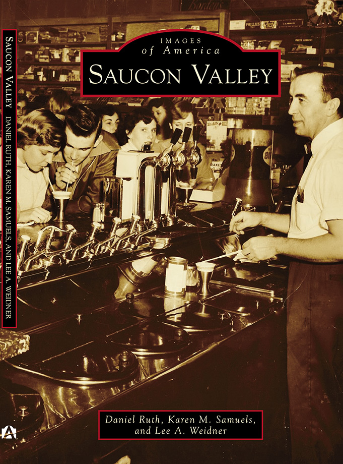 Images of America Saucon Valley